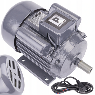 Silnik ELEKTRYCZNY Jednofazowy 2,2kW 2800RPM 230V