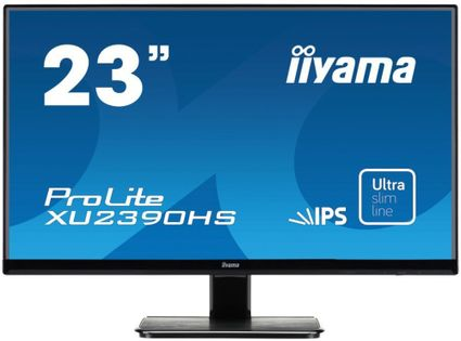 "Monitor Iiyama 23"" 1920 X 1080 Xu2390Hs-B1 Czarny"