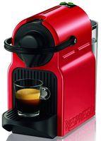 Ekspres do kawy Krups Nespresso Inissia XN100510 Kolor czerwony Czerwony