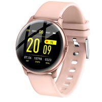 Zegarek damski SMARTWATCH RUBICON - RNCE40 - Różowy