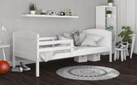 Łóżko dla dzieci MATEUSZ P COLOR bez szuflady 200x90 + materac