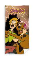 Ręcznik dziecięcy 70x140 Kąpielowy Plażowy Scooby Doo Pies Piesek