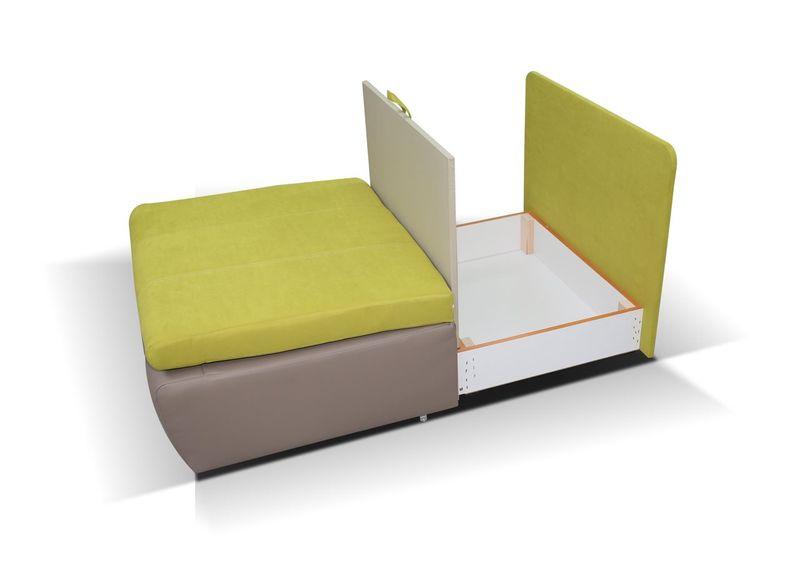 Fotel rozkładany RITO Tapicerowany Super kolory zdjęcie 4