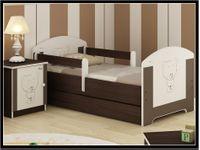 Łóżko dziecięce OSKAR BABY BOO 140x70 szuflada WZORY!!