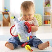 Aktywizujący SŁONIK dla niemowląt Fisher Price zdjęcie 3