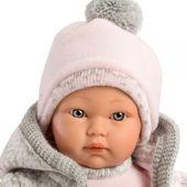 LLORENS lalka Bobas Cuca 30 cm płacze mówi 30004