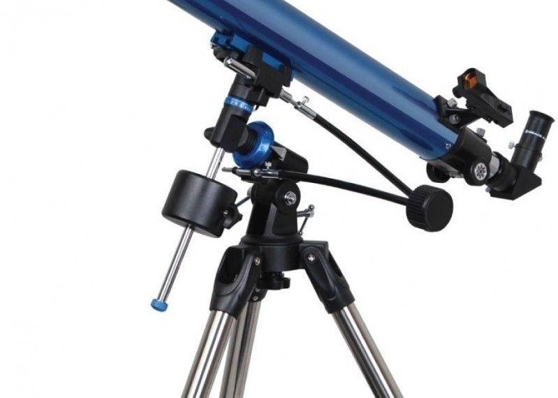 Teleskop refrakcyjny Meade Polaris 70mm EQ  M1 zdjęcie 2