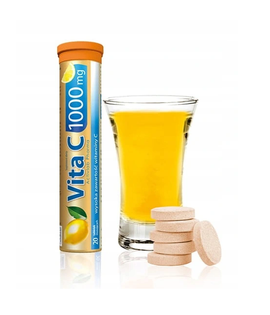 Vita C witamina 1000mg 20 tabletek musujących