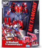 TRANSFORMER Robot DŹWIG Auto 2w1 ARTYK zdjęcie 5