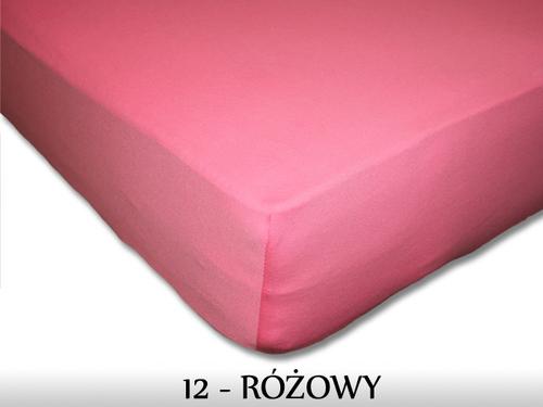 PRZEŚCIERADŁO JERSEY 160x200 Z GUMKĄ GRUBE POLSKIE na Arena.pl