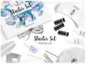 Zestaw Hybrydowy do Manicure NeoNail Starter Set