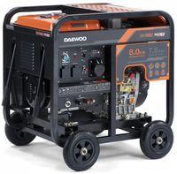 DAEWOO DDAE DDAE 11000XE DIESEL AGREGAT GENERATOR PRĄDOTWÓRCZY 2x16A, 1x32A AVR MOC 18KM - OFICJALNY DYSTRYBUTOR - AUTORYZOWANY DEALER DAEWOO