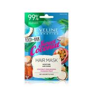 Eveline Food for hair Maska do włosów-Coconut 20ml