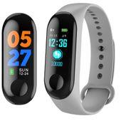 Opaska sportowa smartband pulsometr smartwatch sza