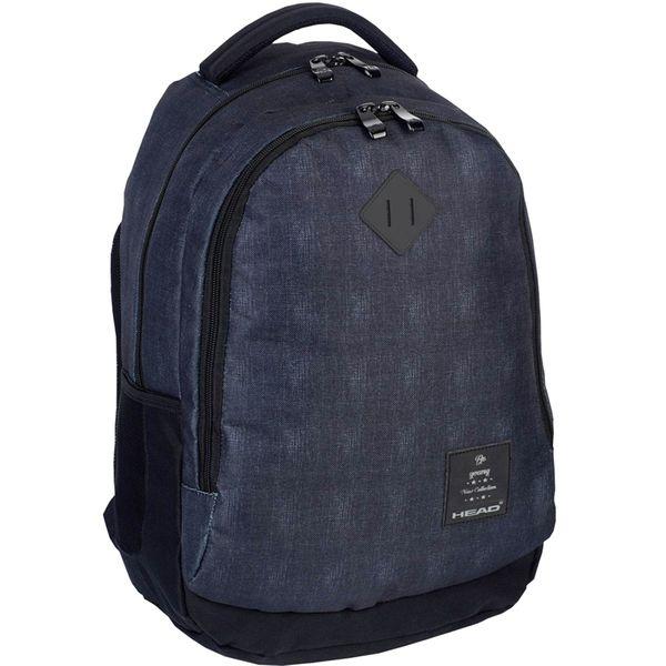 """Plecak szkolny młodzieżowy Astra Head HD-70 """"jeansowy"""" zdjęcie 1"""