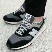 Buty sportowe męskie New Balance 997 (CM997HBK) 45