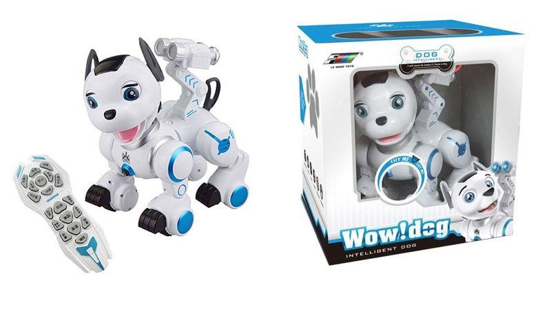 ROBOPIESEK piesek pies robot zdalnie  sterowany interaktywny  Y71 zdjęcie 2