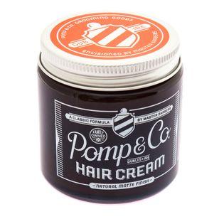 Pomp & Co. Hair Cream matowa pasta pomada do włosów 113 g