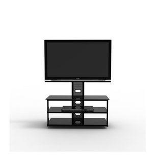 4World Style Stolik TV SHELFER-E z uchwytem TV