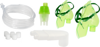 Zestaw do nebulizacji do inhalatorów uniwersalny
