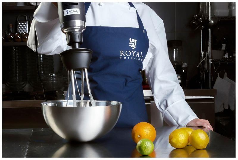 Blender ręczny 16000 obr./min trzepaczka Royal Catering RCSM-500-WP zdjęcie 8
