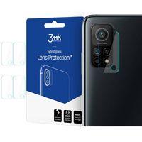 Szkło hybrydowe na Aparat XIAOMI MI 10T 5G / 10T PRO 5G obiektyw 3MK Flexible Glass Lens