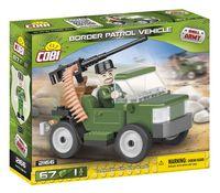 COBI 2166 SMALL ARMY POJAZD PATROLOWY STRAŻY GRANICZNEJ