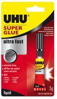 KLEJ SUPER GLUE UHU 3g  U36320