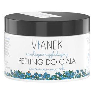 Nawilżająco-Wygładzający Peeling do Ciała - 250ml - Vianek