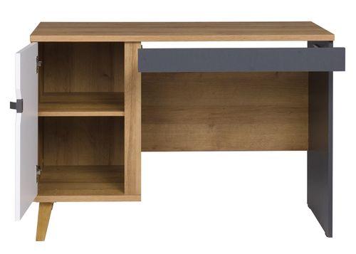 NM3 - Praktyczne biurko w stylu skandynawskim MEMONE A na Arena.pl