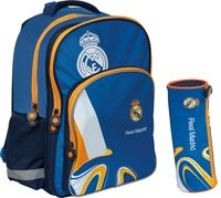 Real Madrid Plecak szkolny RM-03 + piórnik gratis ! okazja !