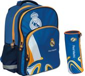 Real Madrid Plecak szkolny RM-03 + piórnik gratis ! okazja ! zdjęcie 1