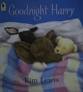 Kim Lewis - Goodnight Harry. Picture Book