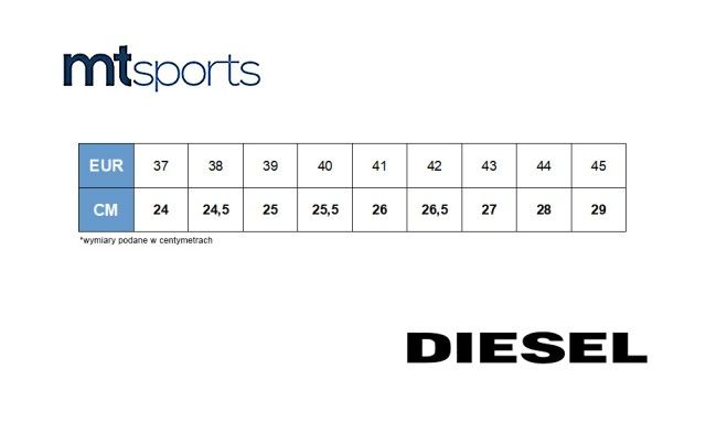 Diesel S-Diesel Imaginee Low Slip-On Y01700 P1640 H5254 - 42 zdjęcie 11