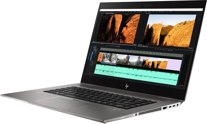 HP ZBook Studio G5 15 UltraHD 4K IPS Intel Core i7-8850H 6-rdzeni 16GB 512GB SSD NVMe NVIDIA Quadro P1000 4GB Windows 10 Pro na Arena.pl