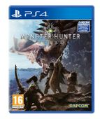 Cenega Gra PS4 Monster Hunter World