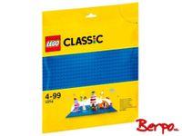 LEGO® 10714 Classic - Niebieska płytka konstrukcyjna