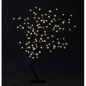 Drzewko LED Żółte (128 LED) zdjęcie 3