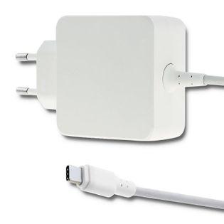 Zasilacz sieciowy Qoltec 45W | 20V | 2.25A | USB-C | Biała