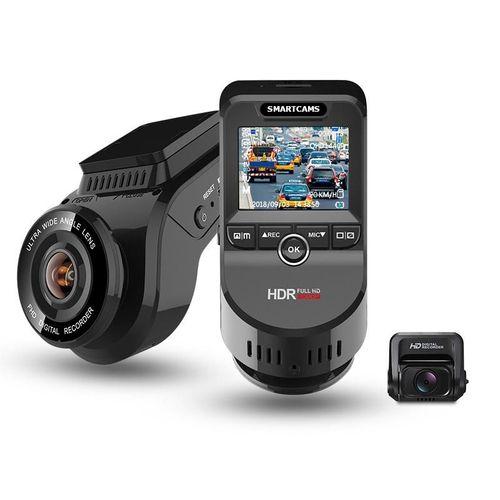 WIDEOREJESTRATOR SMARTCAMS 4K DUAL PRO GPS WIFI na Arena.pl