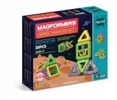 Magformers Creator Space Traveler 35 elementów