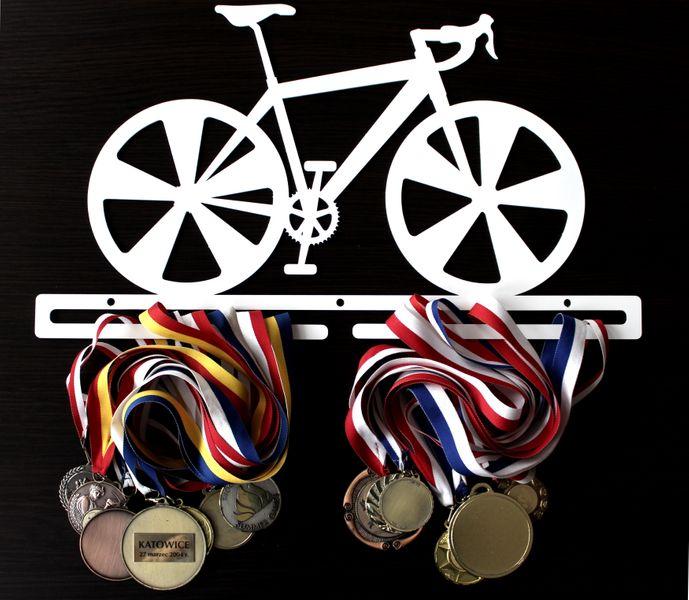Wieszak na medale ROWER medalówka kolarz szosa MTB zdjęcie 11