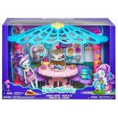 Mattel Zestaw Enchantimals Ogrodowa altanka + lalka