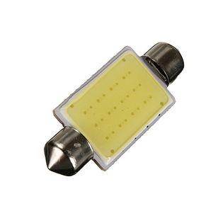 Żarówka LED C5W COB 3W C10W RURKA MOCNA 39mm