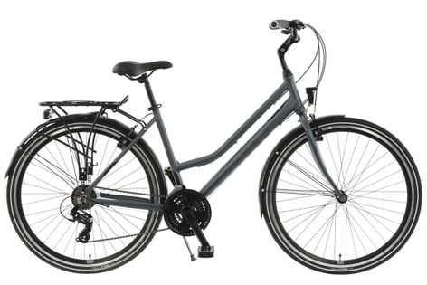 """Rower 28"""" KANDS NAVIGATOR-X alum. Tourney D 17"""" grafitowy mat"""