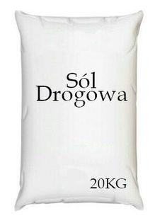 Sól Drogowa 20 KG Chlorek