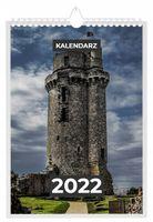 Kalendarz 2022 ŚREDNIOWIECZE 13 stron A4