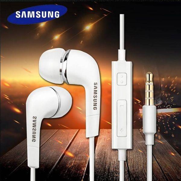 Oryg. słuchawki z mikrofonem SAMSUNG EHS64 białe zdjęcie 9