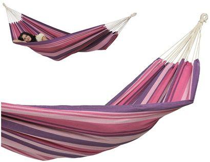 Hamak jednoosobowy Tahiti - Candy 200x100cm #T1