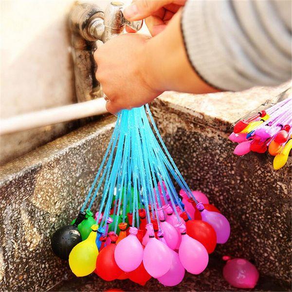 Magiczne Wodne Balony 111szt na wodę Bomby automat GRATIS zdjęcie 1
